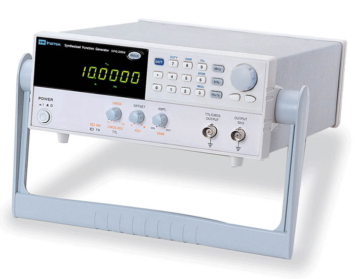 WAVESHAPER Frequency Instrument